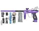DLX Luxe 2.0 Paintball Gun - Purple/Black
