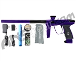 DLX Luxe 2.0 Paintball Gun - Purple/Dust Black