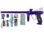 DLX Luxe 2.0 Paintball Gun - Purple/Purple