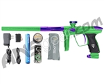 DLX Luxe 2.0 Paintball Gun - Slime Green/Purple