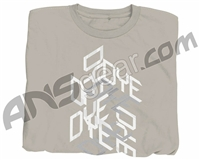 2011 Dye Stacked T-Shirt - Tan