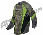 2013 Dye C13 Paintball Jersey - Atlas Lime