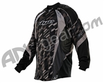 2013 Dye C13 Paintball Jersey - Cubix Gray