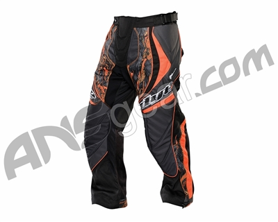 2013 Dye C13 Paintball Pants - Dyetree Orange