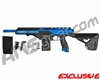 Dye Assault Matrix DAM Paintball Gun - Cobalt