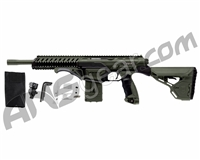 Dye Assault Matrix DAM Paintball Gun - Olive