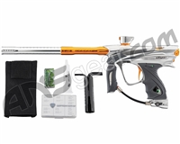 Dye DM13 Paintball Gun - Clear/Orange