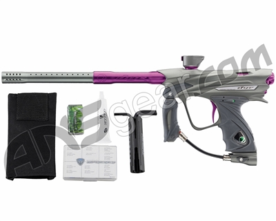 Dye DM13 Paintball Gun - Graphite/Purple