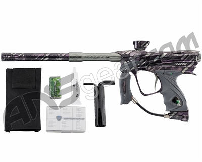 Dye DM13 Paintball Gun - PGA Cubix Gray