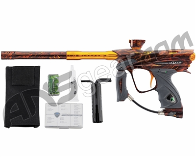Dye DM13 Paintball Gun - PGA Dyetree Orange