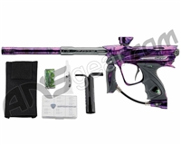 Dye DM13 Paintball Gun - PGA Tie Dye Violet
