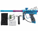 Dye DM13 Paintball Gun - Teal/Purple