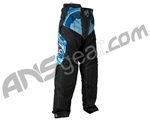 2011 Empire Contact LTD ZE Paintball Pants - Blue Cricle