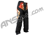 2011 Empire Contact LTD ZE Paintball Pants - Spark