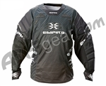 2012 Empire TW Contact Paintball Jersey - Black