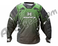 2012 Empire TW Contact Paintball Jersey - Lime