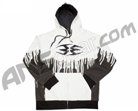 2012 Empire Drip TW Hooded Sweatshirt - White/Black