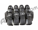 2012 Empire Liquid Breed Paintball Harness - 4+7 - Black & Grey ZZ