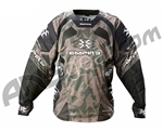 2012 Empire LTD TW Paintball Jersey - Breed Tan