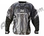 2012 Empire LTD TW Paintball Jersey - Glass Black