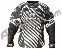 2012 Empire LTD TW Paintball Jersey - ZZ White