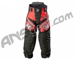 2012 Empire LTD TW Paintball Pants - Glass Red