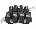 2012 Empire React Breed Paintball Harness - 4+7 - Black