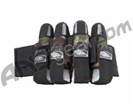 2012 Empire React Breed Paintball Harness - 4+7 - Woodland Camo