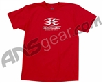 2012 Empire TW Tape T-Shirt - Red