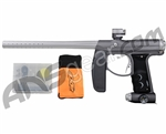 Empire Axe Paintball Gun - Dust Grey w/ Silver