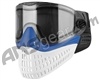 Empire E-Flex Paintball Mask - Grey/Blue/White