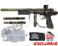 Empire Sniper Pump Gun - Polished Acid Wash Lime