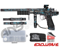 Empire Sniper Pump Gun - Polished Acid Wash Teal