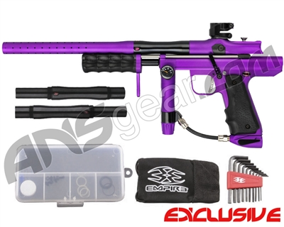 Empire Sniper Pump Gun - Electric Purple/Black