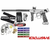 Empire Vanquish Paintball Gun - Dust Silver