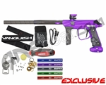 Empire Vanquish Paintball Gun - Electric Purple