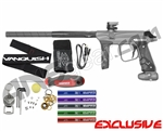 Empire Vanquish Paintball Gun - Gun Metal Grey