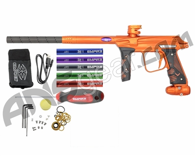 Empire Vanquish Paintball Gun - Atomic Orange