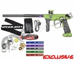Empire Vanquish Paintball Gun - Sour Apple