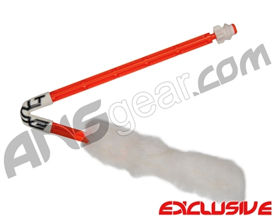 Exalt Paintball Barrel Maid Swab - Creamsicle