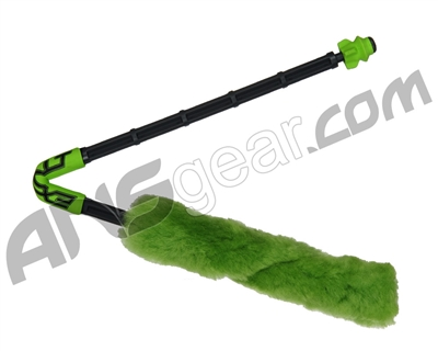 Exalt Paintball Barrel Maid Swab - Lime