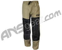 Exalt Throwback Paintball Pants - Tan