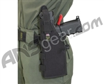 Full Clip Holster Molle/Belt - Left - Black