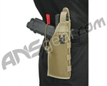 Full Clip Holster Molle/Belt - Right - Coyote
