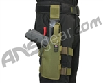 Full Clip Holster Thigh Rig - Right - Olive Drab