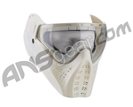 GI Milsim Sleek Paintball Mask - White