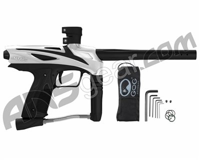 GoG eNMEy Paintball Gun - Rally White