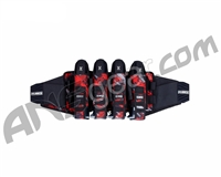 HK Army Eject Paintball Harness - 4+3+4 Lava