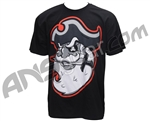 HK Army Pirate Paintball T-Shirt - Black