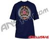 HK Army Russian Legion Champions Paintball T-Shirt - Blue